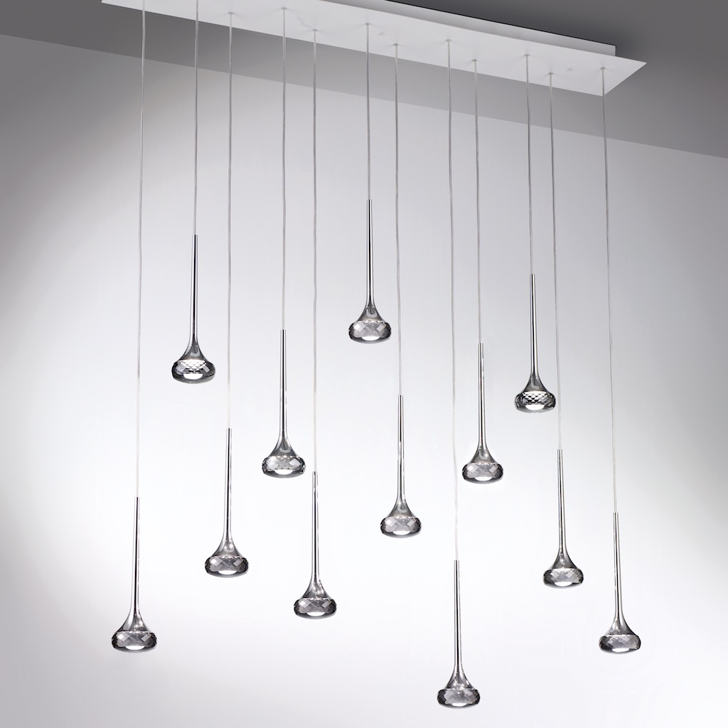 AxoLight FAIRY 12R Pendant Clear