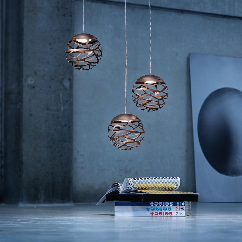 StudioItaliaDesign_KELLY CLUSTER_pendant_bronze